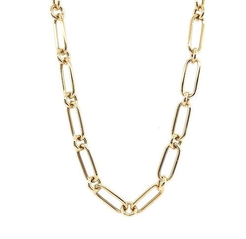 Oval 1+1 Link Chain
