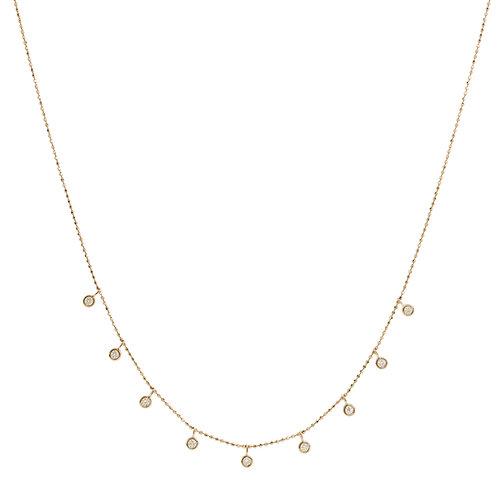 Diamond Cleopatra Necklace