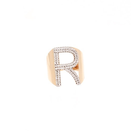 Large Initial Ring