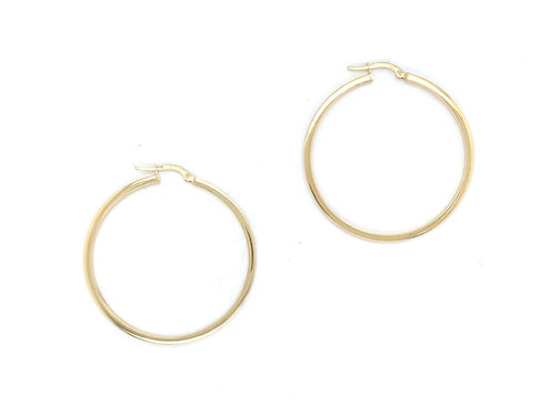 2mm Square Tube Hoops