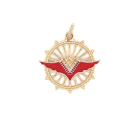 Red Wings Charm