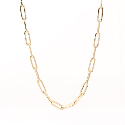 XL Paperclip Chain