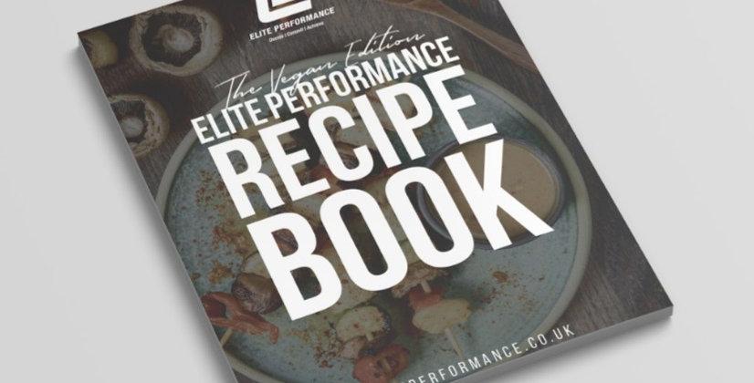 Elite Recipe Guide Vegan Edition