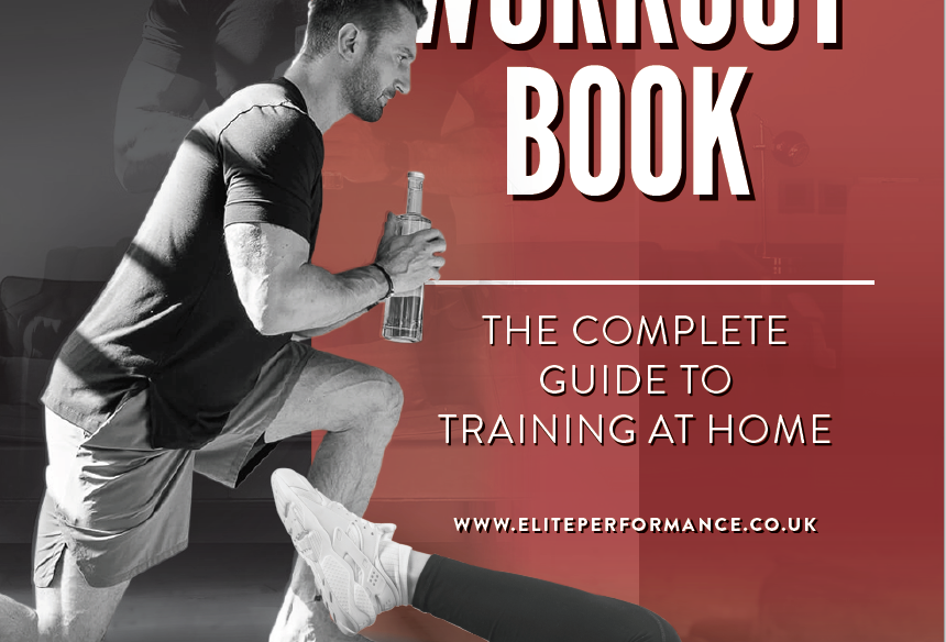 Elite Performance Home Workout Book