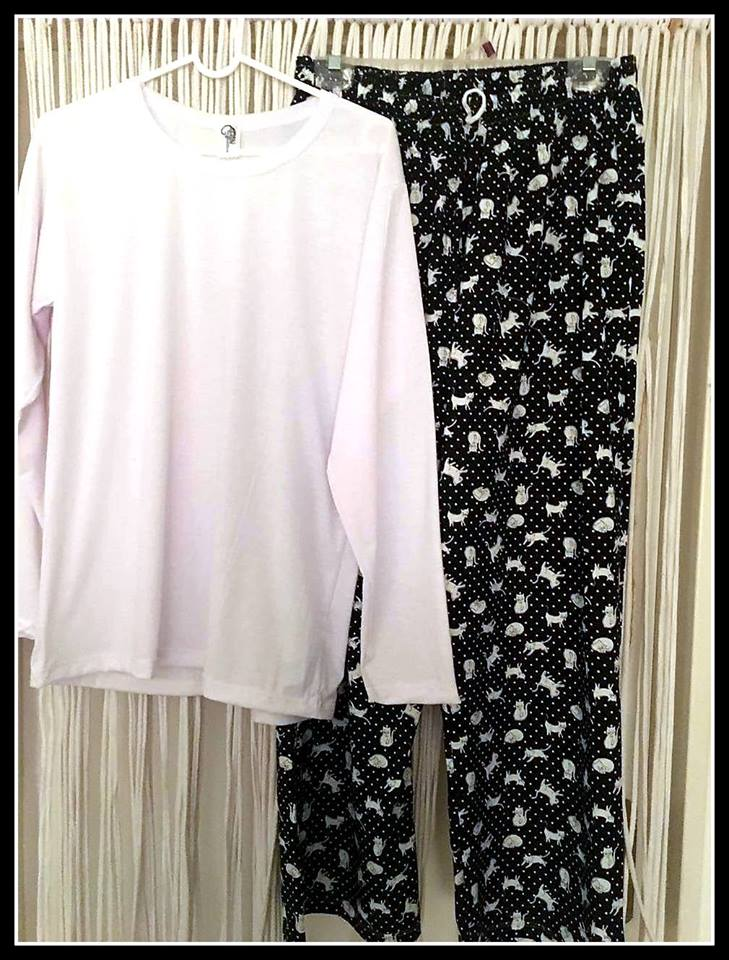 Pijamas De gatitos 500$