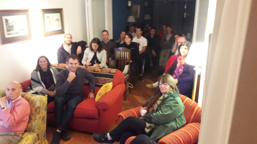 Encuentro de familias 21 abril 2017