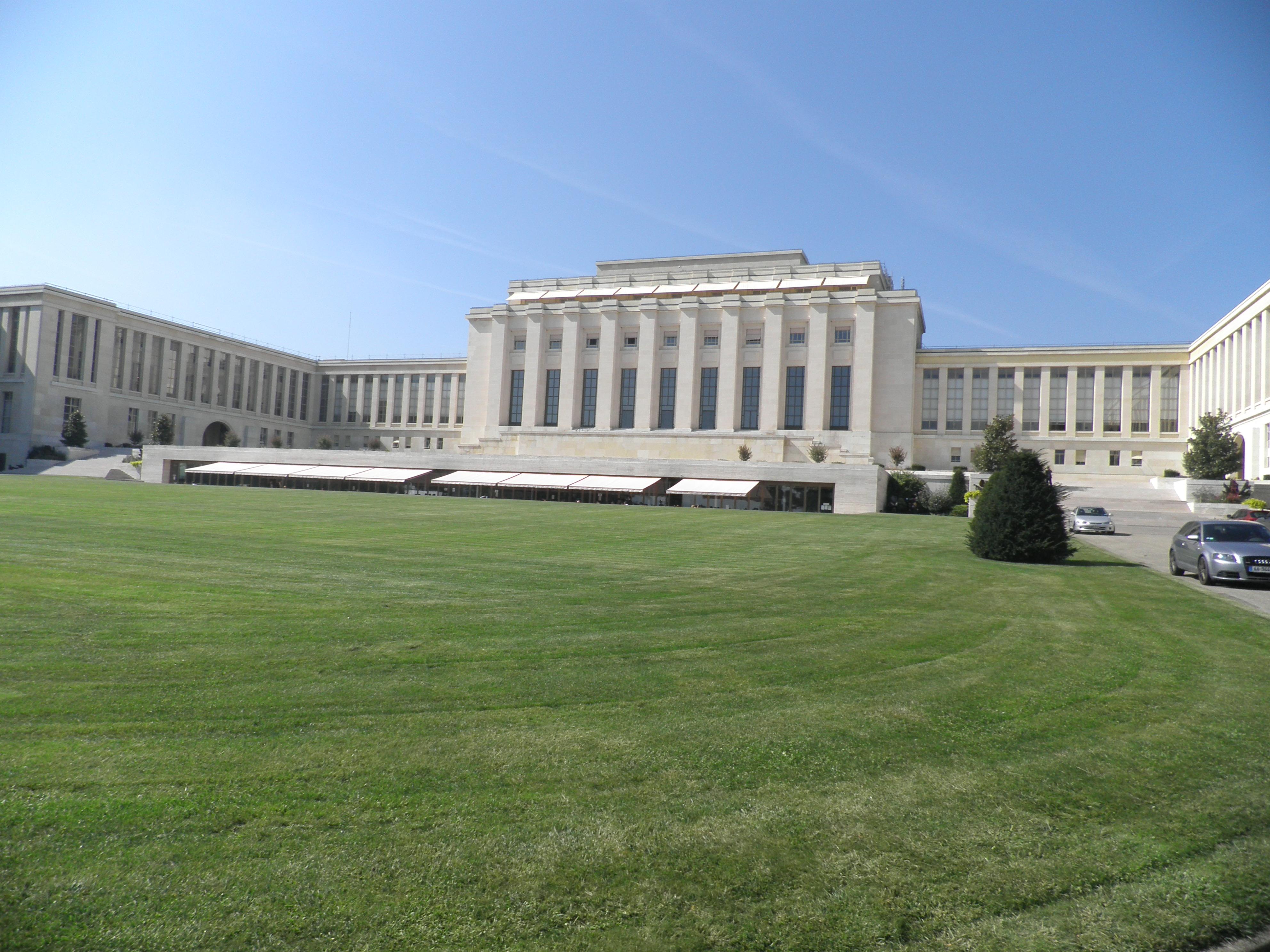 Palacio de Naciones