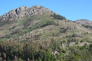 Subimos el Cerro Bahía Blanca