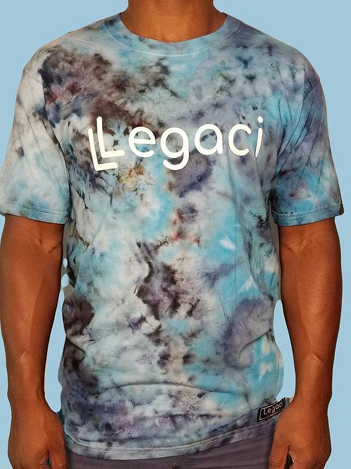 Botanical Blue Hue T-shirt