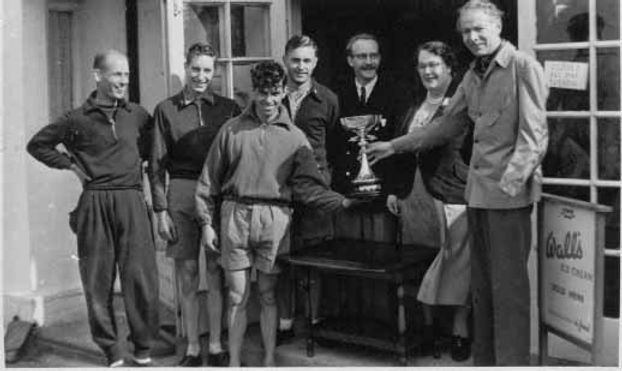 Lighthouse Trophy 1953