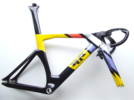 New to PDQ Cycling - track / time trial fuselage