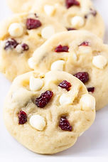 Cranberry White Chocolate Chip Cookies.j