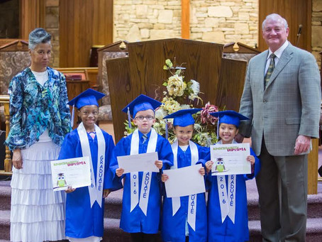 Apostolic Academy Completes 26th year of Operation