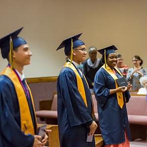 Apostolic Academy HS Graduation Ceremony