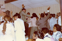 Revival in the Barracks Building