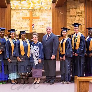 AA High School Graduation Ceremony