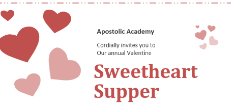 Sweetheart Supper