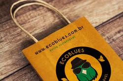 Sacola Ecoblues
