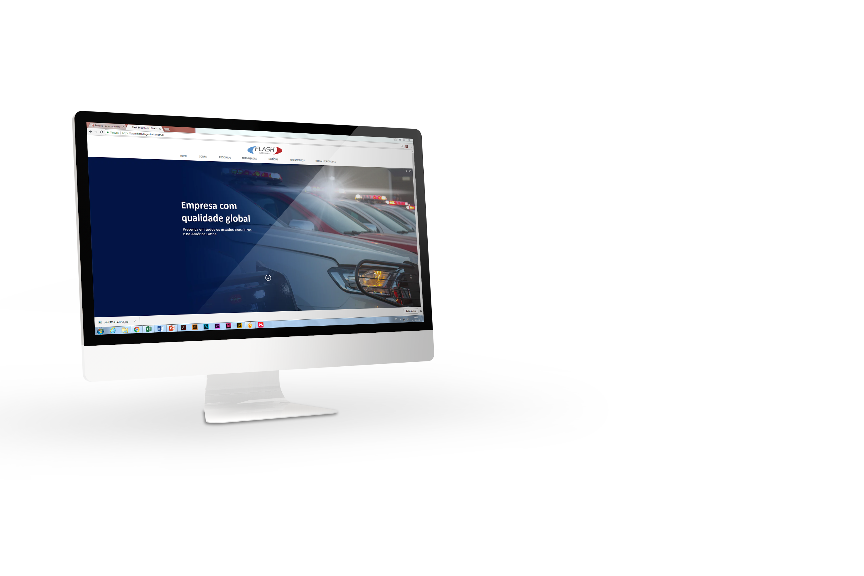Website Flash Engenharia
