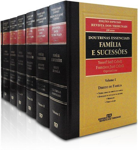 Doutrinas Essenciais Família e Sucessões, 2011