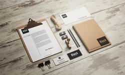 Papelaria Bleck Design