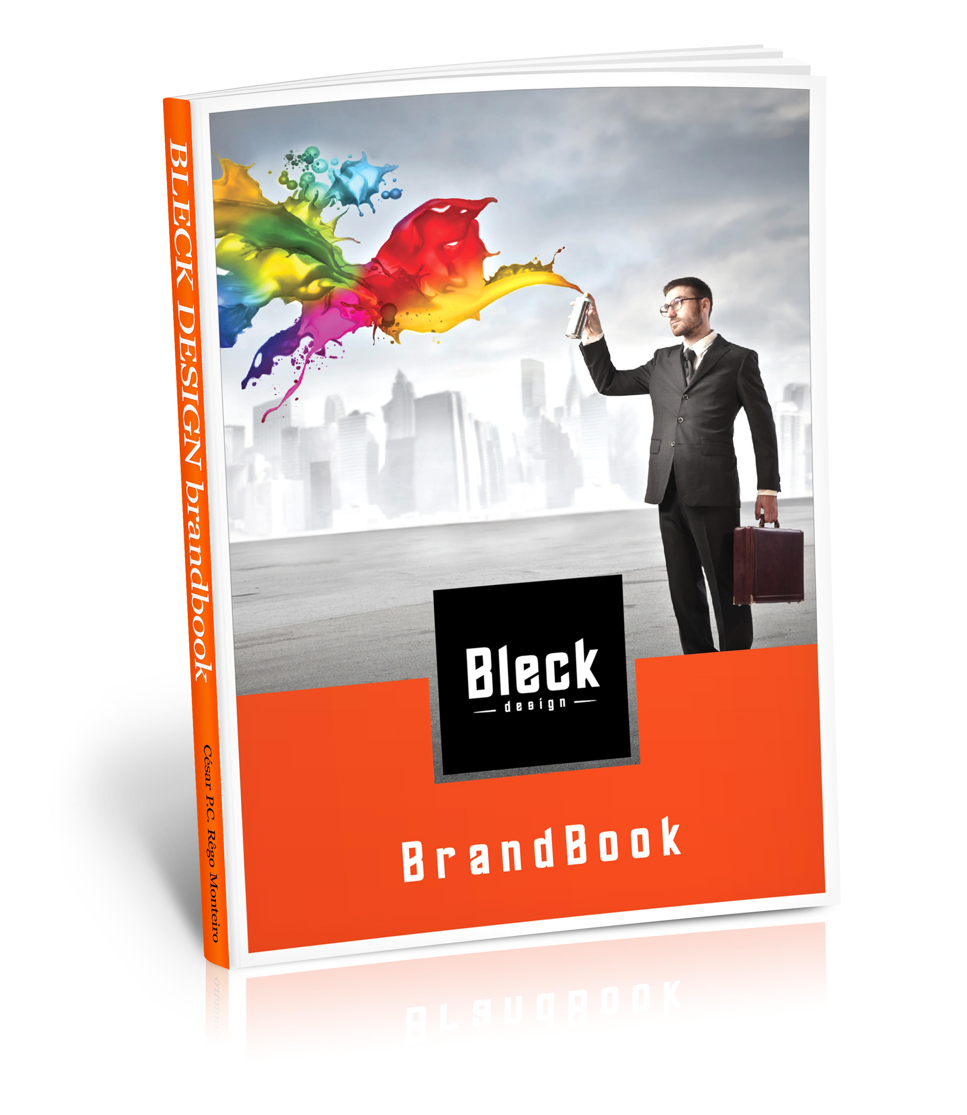 Brandbook Bleck Design