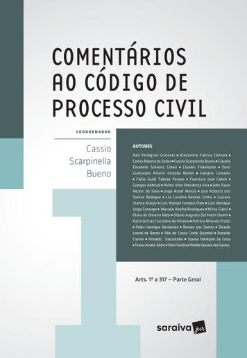 Comentários ao Código de Processo Civil, 2017