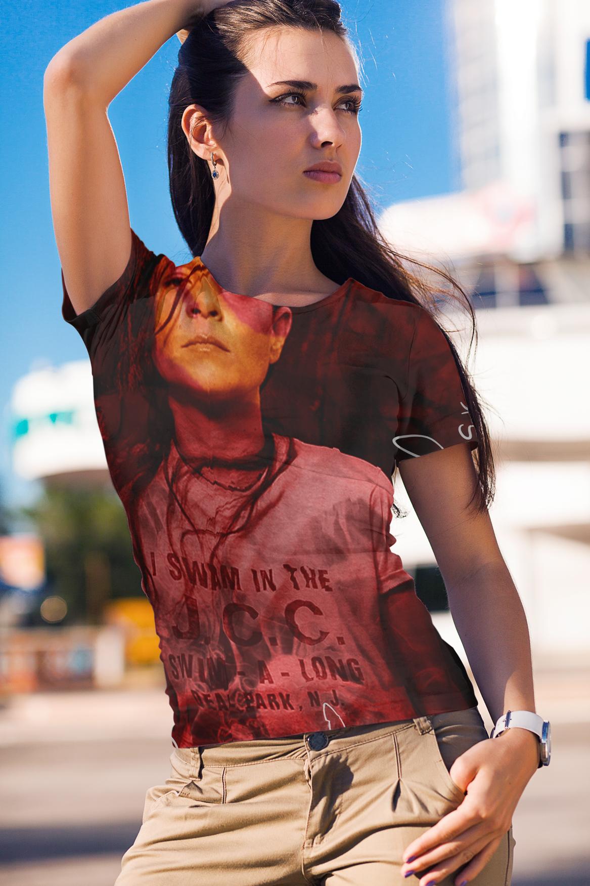 Camiseta / Estampa Cassia Eller