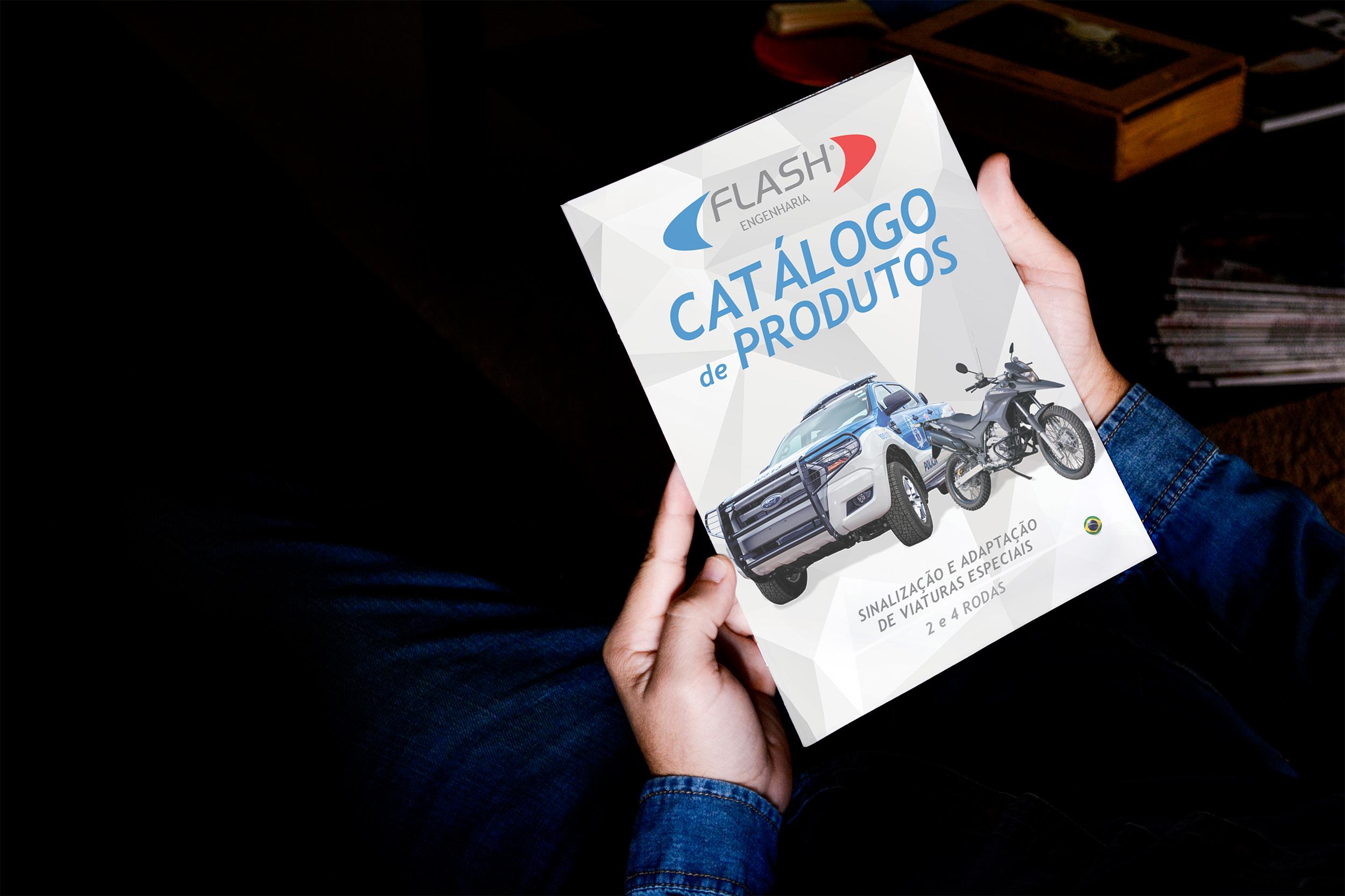 Catálogo Produtos Flash Engenharia 2