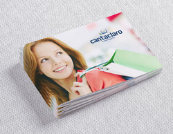 Catalogo Gráfica Canta Claro 2017