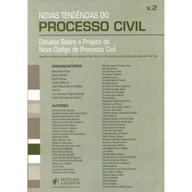 Novas Tendências do Processo Civil, 2014