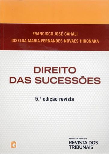 Direito das Sucessões, 2013
