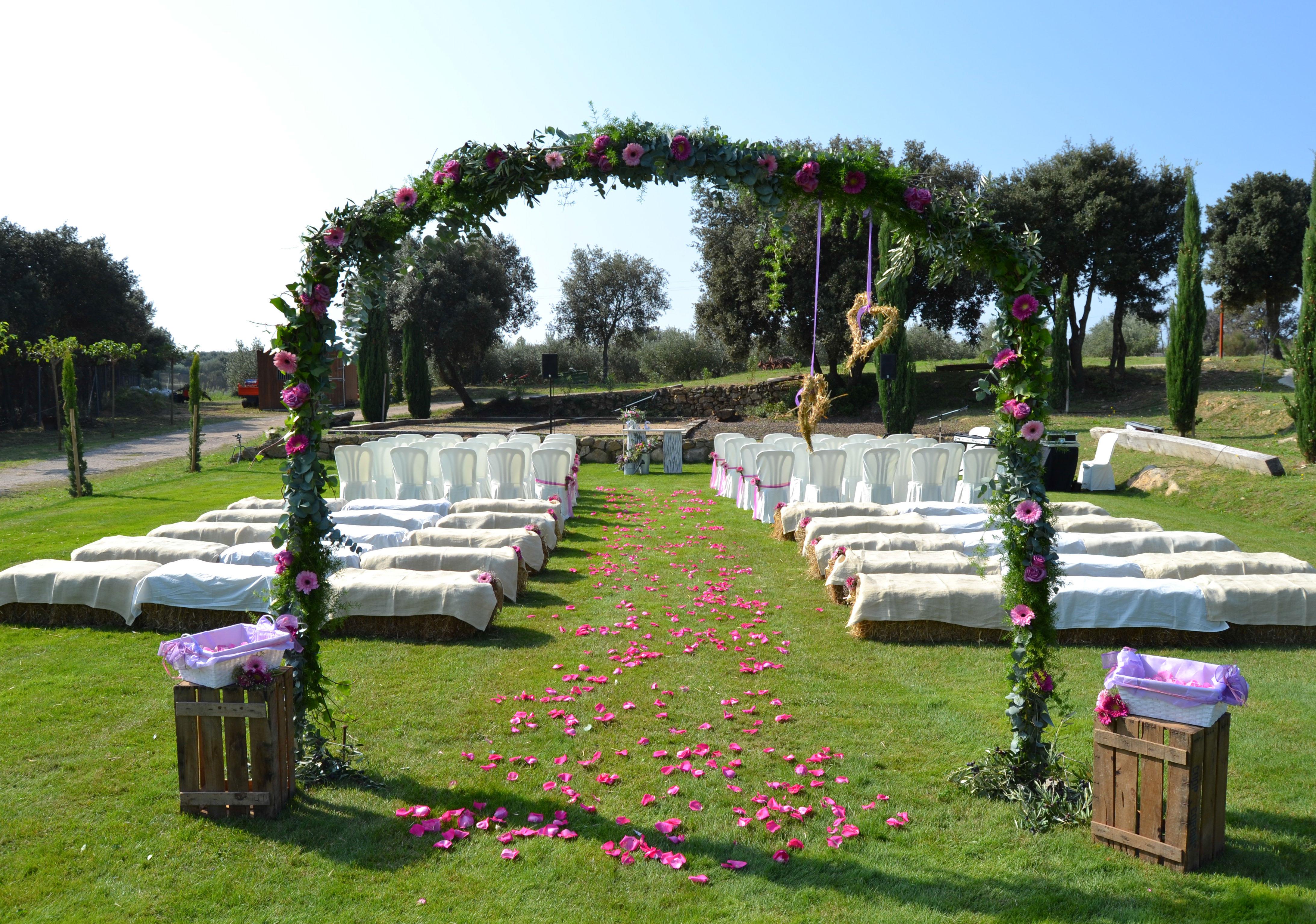 Ceremonias en Mas Estela