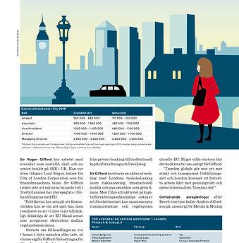 Illustration tidning