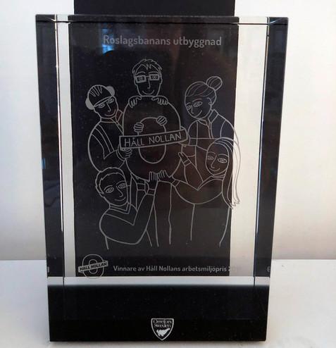 Illustration glaspris