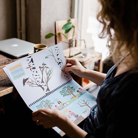 Illustratör Stockholm