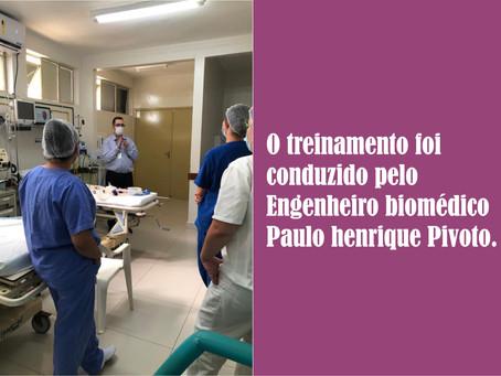 HOSPITAL DE TURMALINA INVESTE EM CAPACITAÇÃO E TREINAMENTO.