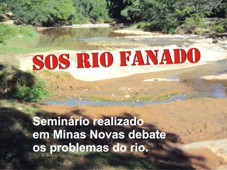 MINAS NOVAS – SOS FANADO MOBILIZA AMBIENTALISTAS DA REGIÃO.