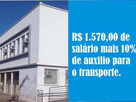 MINAS NOVAS – FÓRUM DA COMARCA ABRE VAGA PARA ESTAGIÁRIO.