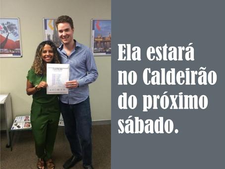 ITINGA – JOVEM DO VALE DO JEQUITINHONHA NO CALDEIRÃO DO HUCK.