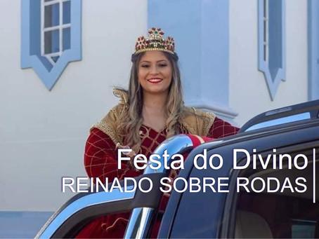 DIAMANTINA – CARREATA NA FESTA DO DIVINO.