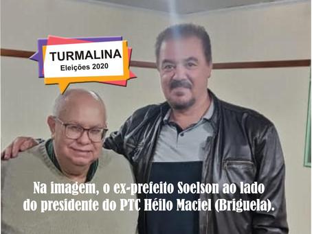 TURMALINA – SOELSON BARBOSA DIZ QUE É PRÉ-CANDIDATO Á PREFEITO.