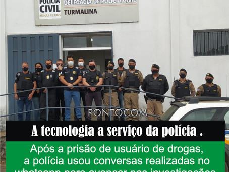 TURMALINA – OPERAÇÃO POLICIAL RESULTA NA PRISÃO DE 03 PESSOAS.