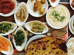 Mediterranean Cousine