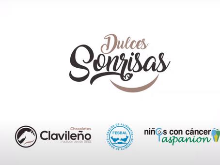 #DulcesSonrisas, UNA INICIATIVA SOLIDARIA DE CHOCOLATES CLAVILEÑO