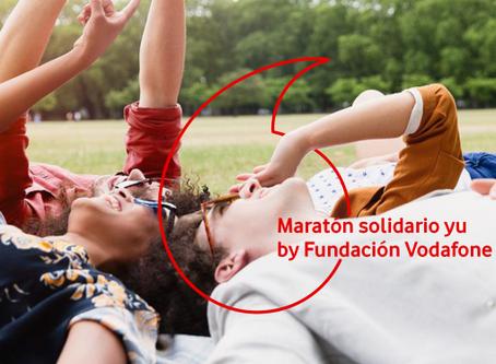 """EN MARCHA EL """"PROGRAMA SOS BANCOS DE ALIMENTOS"""" DE FUNDACIÓN VODAFONE Y YU"""