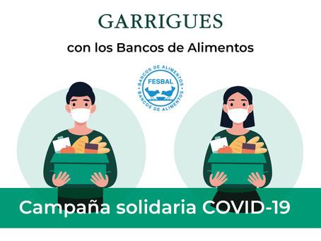 CAMPAÑA SOLIDARIA DEL DESPACHO GARRIGUES EN FAVOR DE FESBAL