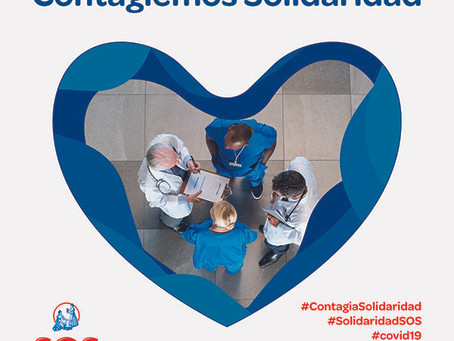 ARROZ SOS CONTAGIA SOLIDARIDAD