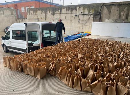 LOS USUARIOS DE GLOVO PODRÁN HACER DONACIONES A FESBAL