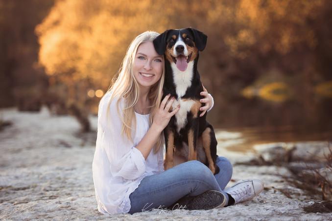 Fotografie Hund, Natur, Dog, Hund und Mensch, Entlebucher